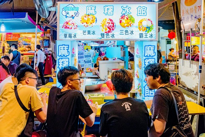 Private Taipei Food Experience: Ningxia Night Market