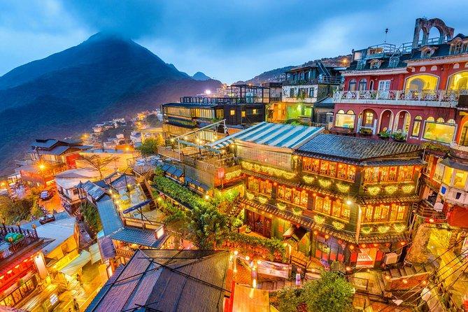 Day Trip To Pingxi & Jiufen From Taipei