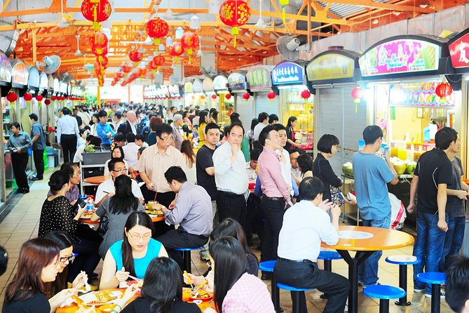 Eat Like A Local In Singapore's Hawker Centers: Private & Personalized