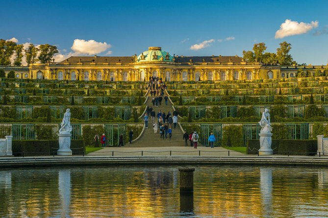 Potsdam Day Trip from Berlin with a Local: Private & Personalized