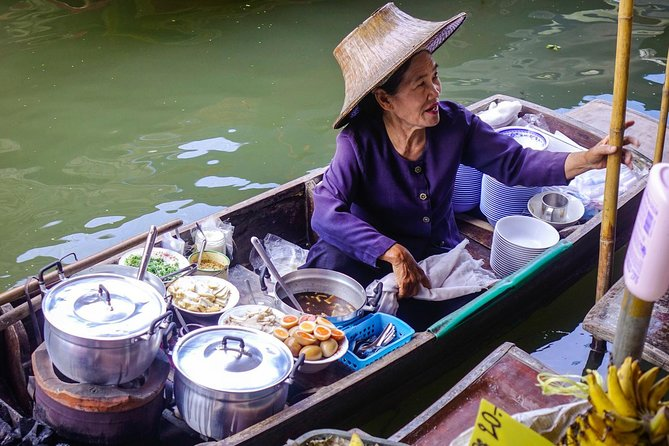 Traditional Thai Breakfast With A City Host: A Feast For Foodies