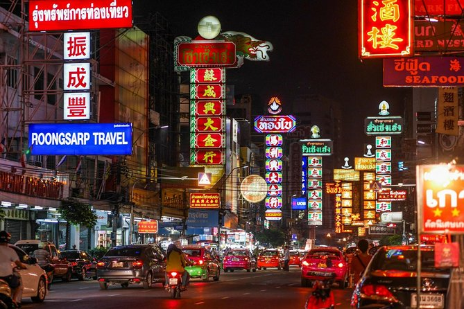 Bangkok: Magical Chinatown At Night With A Local Host