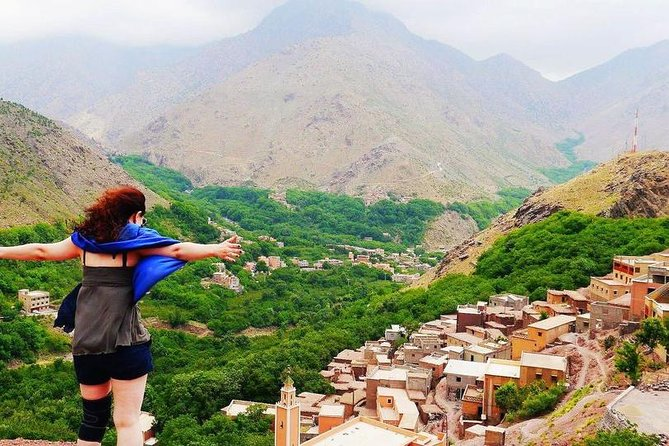 Berber Life Experience in the Atlas Mountains from Marrakech
