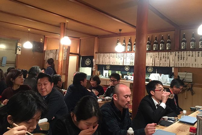 Guided Local Food and Drink Tour in the Ginza District photo 1