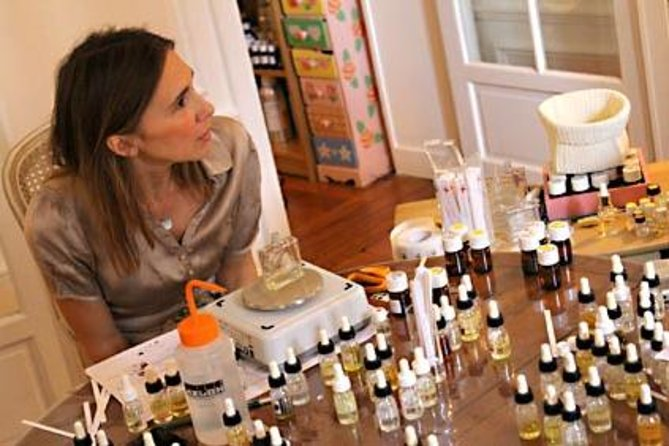 Perfume Workshop in Paris Led by Master Perfume Maker