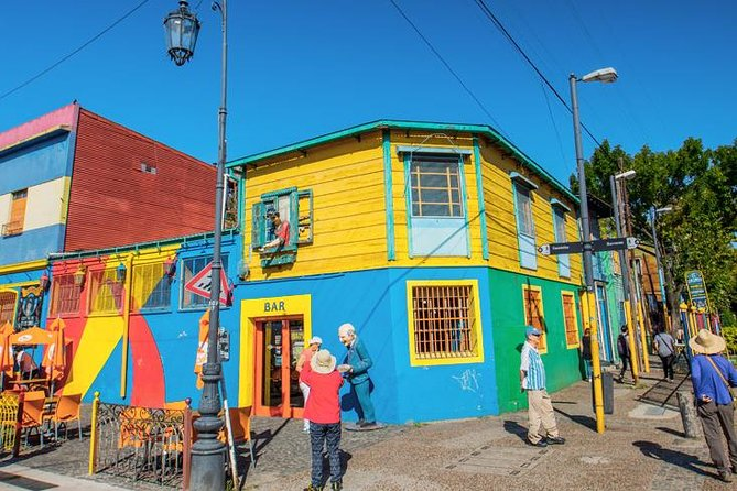 Private Buenos Aires City Tour with an Expert Guide