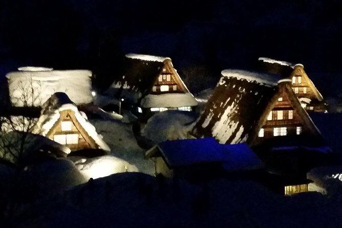 Site du patrimoine mondial Village de Gokayama Enluminure