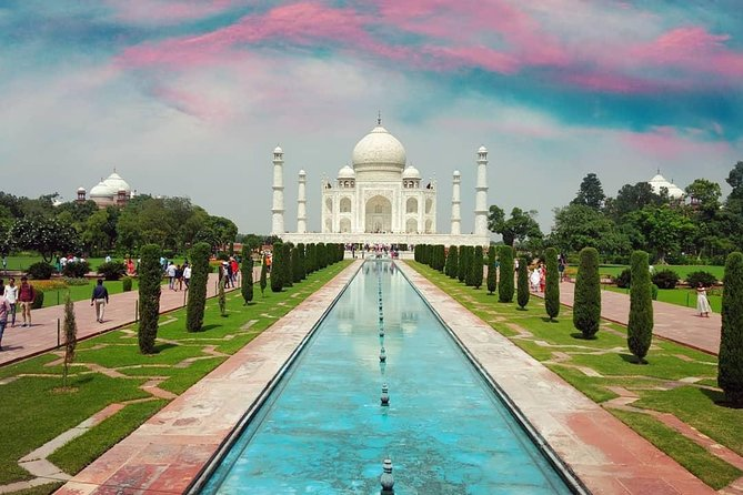 From Delhi : 2 Days Taj Mahal Agra Overnight Tour photo 9