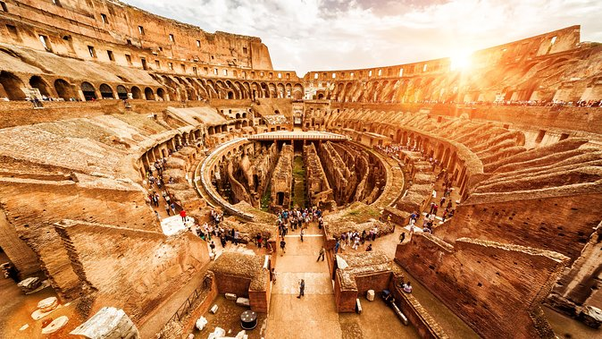 Colosseum & Ancient Rome Multimedia Video