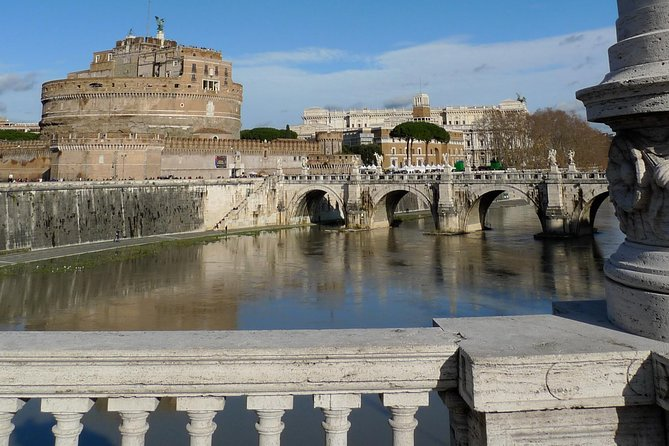 2 Hours | The Tomb of Hadrian Small-Group Guided Tour | Super VIP Entry photo 21