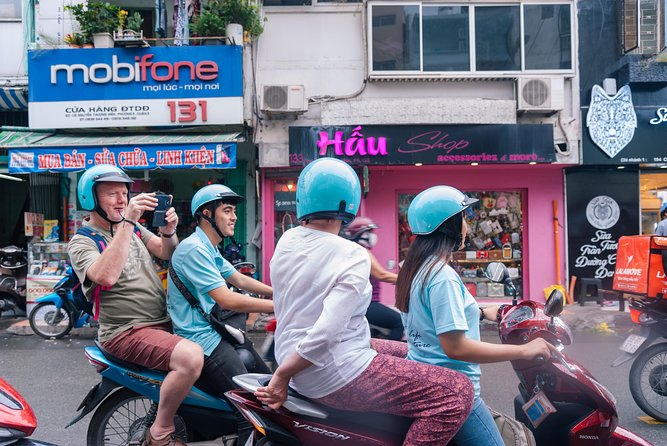 Small-Group Scooter Tour of the Highlights in Ho Chi Minh City