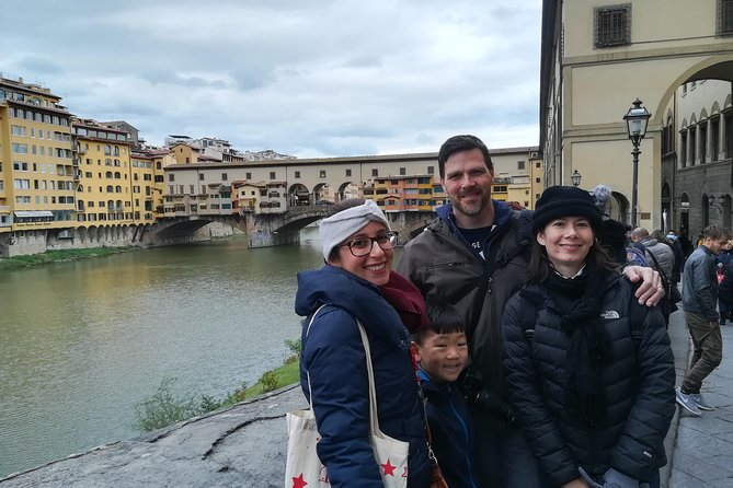 Highlights of Florence Kids & Families Small Group Tour with Gelato