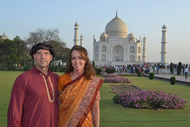 Private Tour: Essentials of Agra Day Tour