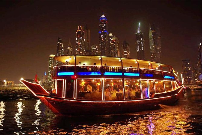 Dhow Cruise Dinner - Creek