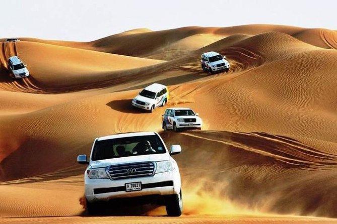 Private Desert Safari Dubai avec dîner BBQ