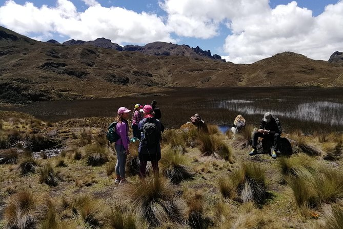 Cajas National Park Full Day Tour from Cuenca
