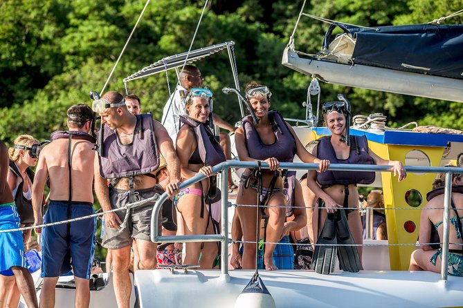 Wet and Wild Experience Saint Lucia