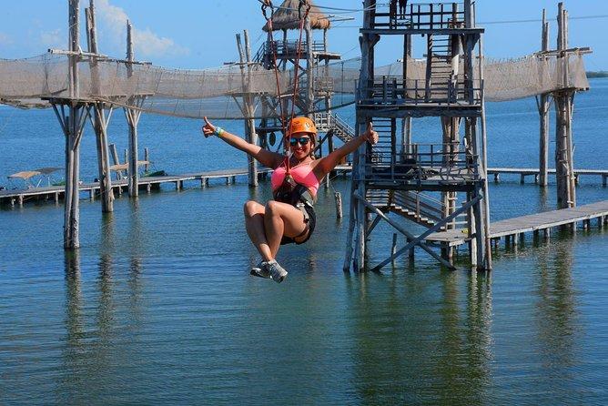 Parque Maya Adventure Zipline & Mangrove Tour