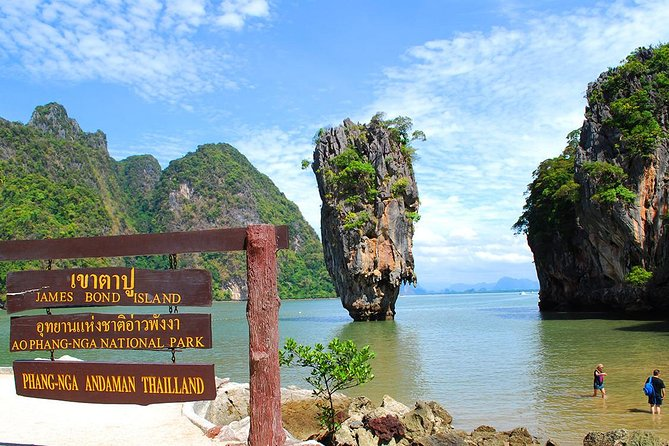 Un día, James Bond Island y visitas turísticas