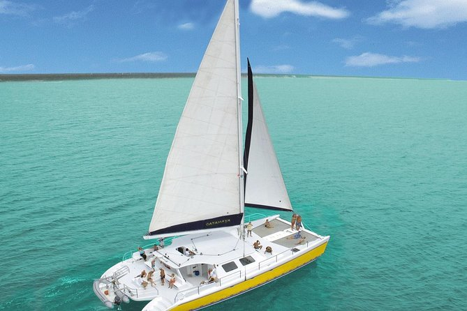 Catamaran and Snorkeling Combo Tour with Lunch