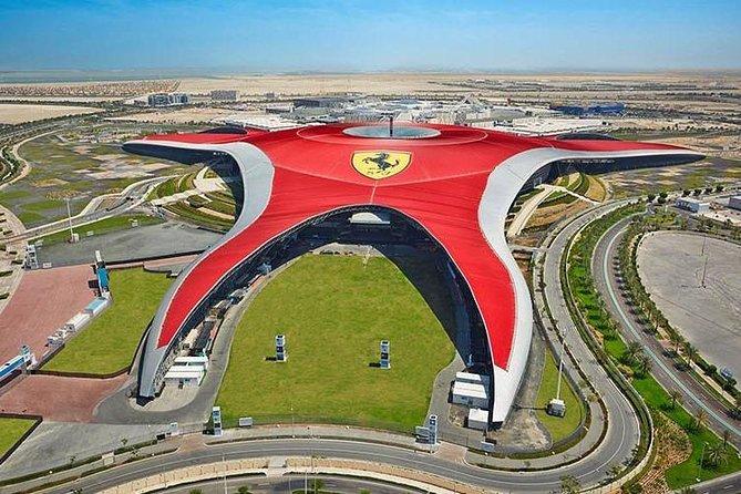 Ferrari World Theme Park Ticket Für Abu Dhabi 2021 Tiefpreisgarantie