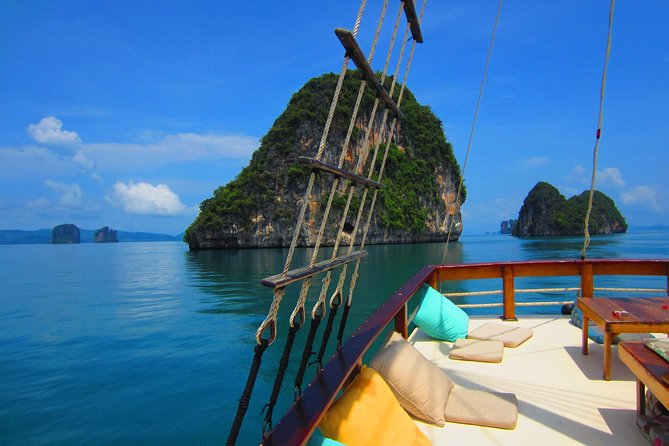 Full-Day Cruise in Phang Nga Bay with Lunch