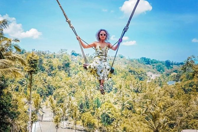 Amazing Private Tours-Ayung River Rafting-Swing-Ubud Market And Agrotourims