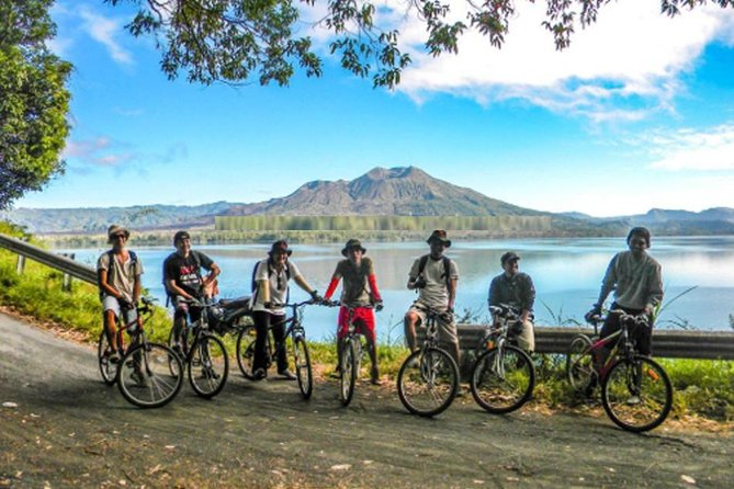 Amazing Private Tours-Volcano Downhill Cycling-Beautiful Kanto Lampo Waterfall