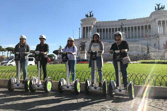 Private 3-hour Segway Tour Classic Rome
