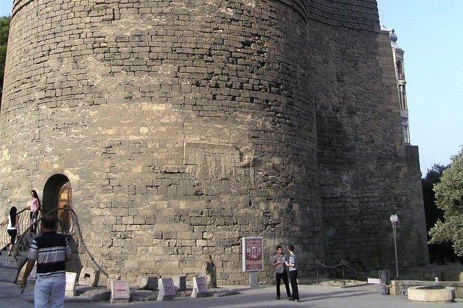 Maiden Tower Admission Ticket