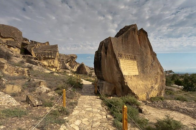 Gobustan National Park Admission Ticket