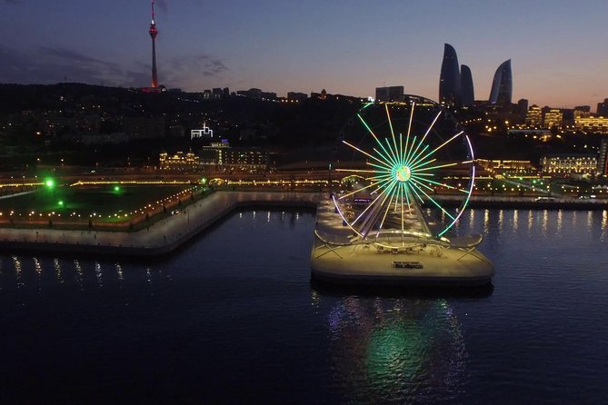 Ferris Wheel (Baku Eye) Admission Ticket