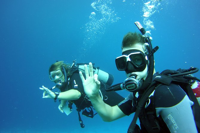 Discover Scuba Diving in Curacao