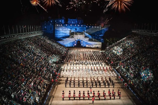 The Royal Military Tattoo Edinburgh City Tour Rosslyn Chapel and Dinner photo 8