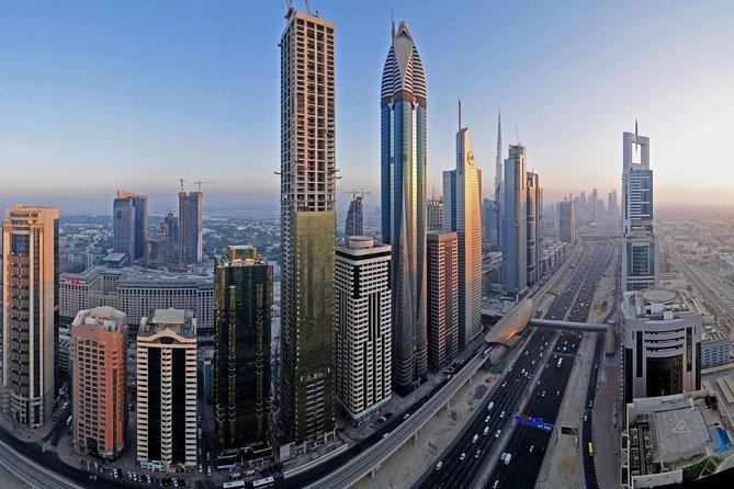 Modern Dubai City Tour