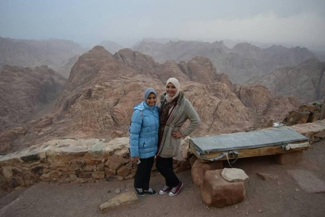Over night Saint Catherine religious tour and Moses mountain