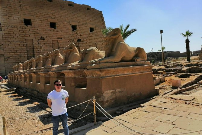 Full Day Tour East and West Banks of Luxor one day tour