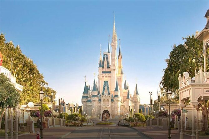 Exclusive luxury day trip to Orlando Walt Disney from Sarasota