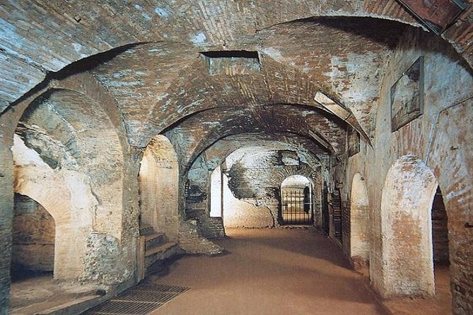 Rome Underground Catacombs and Crypts