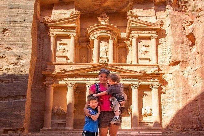 Petra Tour from Amman (Kids friendly )