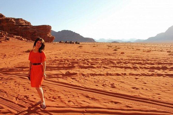 Petra and Wadi Rum from Aqaba (Outdoor Activities )
