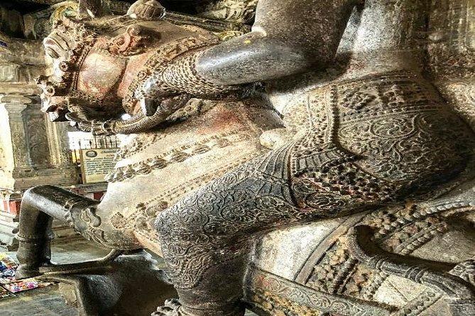 Private Trip to Avudaiyarkovil from Tiruchirappalli