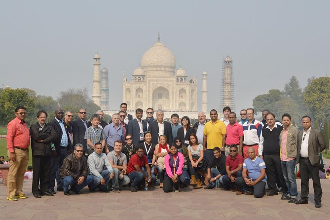 Same Day Agra Tour with Train Ride