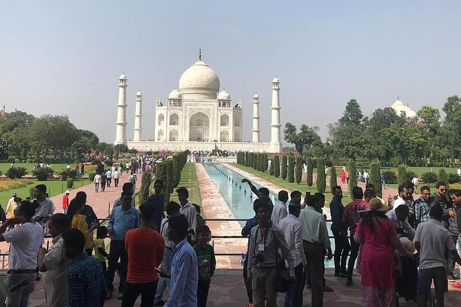 Private Taj Mahal & Agra Tour from Delhi by Car