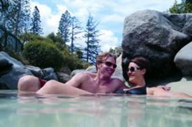 Hanmer Springs Thermal Pools and Jet Boat Day Trip from Christchurch