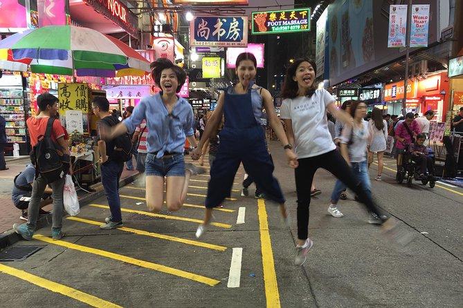 Private Mongkok City Night Tour in Hongkong
