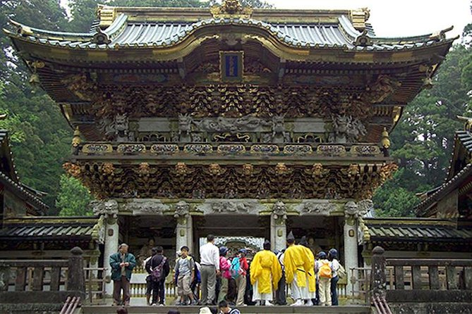Private Tour: Nikko Guided Full-Day Tour from Tokyo by Limited Express Train photo 1