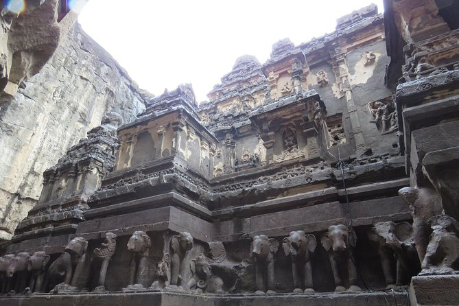 Aurangabad Private Tour: Ajanta And Ellora Caves Sightseeing Day Tour