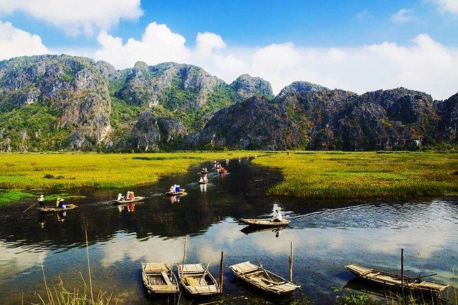 Van Long - Ninh Binh