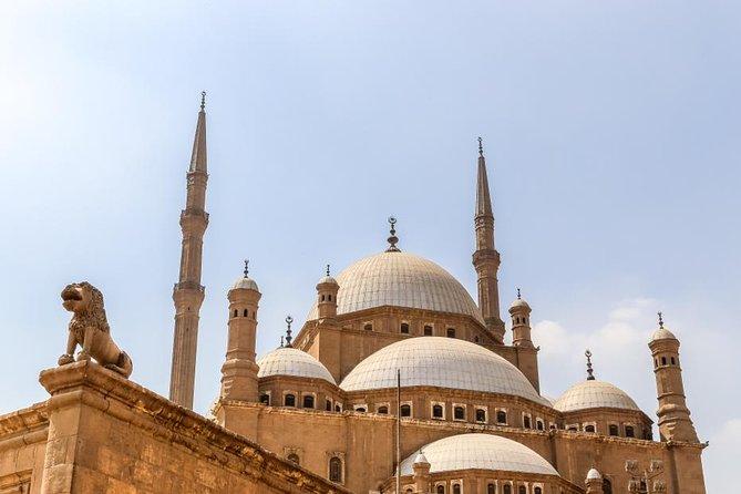 Museo Egipcio, Mezquita de Alabastro y Khan El-Khalili